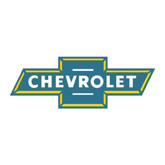 Vintage Chevrolet Logo