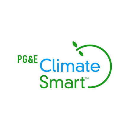PG&E Climate Smart Certified